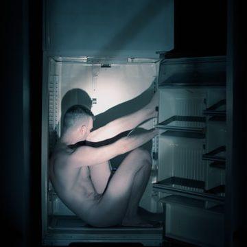 〈冰箱空間詩學〉木凱