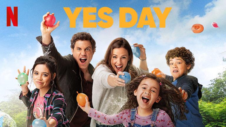Netflix《有求必應日》(Yes Day)|一部大概是母親出資贊助的家庭劇情片